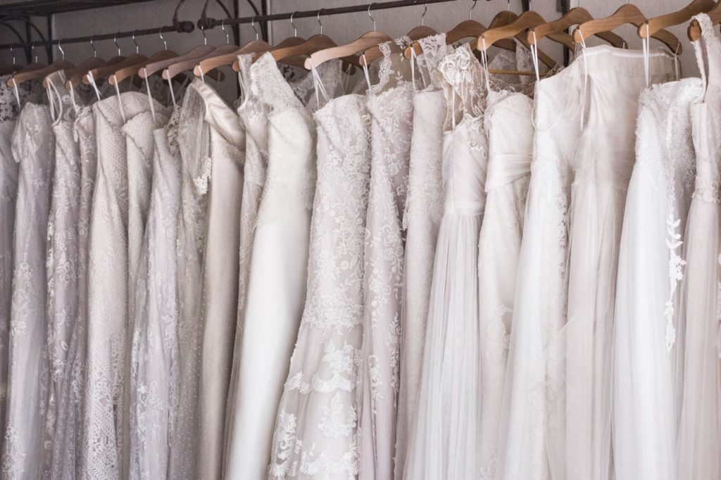 The Perfect White for your Wedding Dress