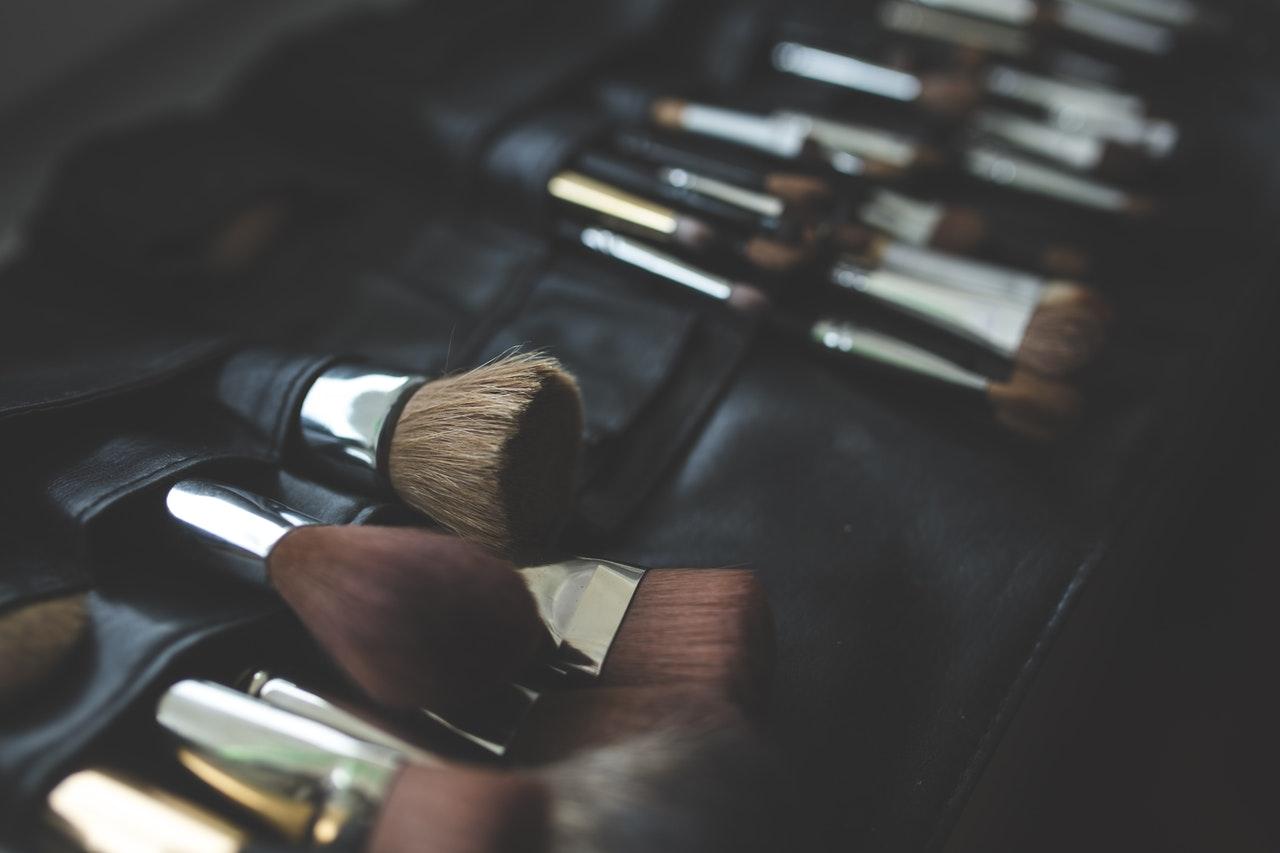 makup brushes